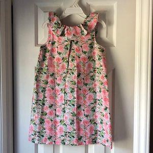 Mud Pie girls floral dress